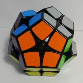 Shengshou Rubik Megaminx Cube 2 x 2 - Black - 6
