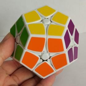 Shengshou Rubik Megaminx Cube 2 x 2 - Black - 8