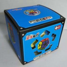 Shengshou Rubik Megaminx Cube 2 x 2 - Black - 9