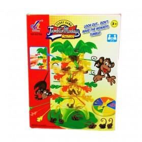 Permainan Falling Tumbling Monkey - 4