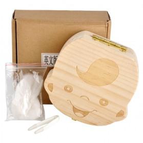 Kotak Gigi Susu Bayi Model Bayi Laki-Laki - 3