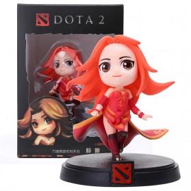 Action Figure Dota 2 Captain Lina The Slayer