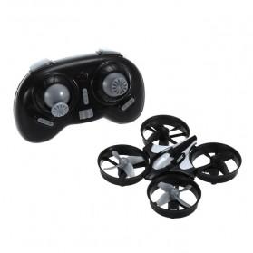 JJRC H36 Mini Drone Quadcopter 6 Axis 2.4G 4CH - Black - 2