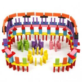 ROXPORT Balok Domino 120 PCS - ZMY-1 - Multi-Color - 2
