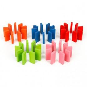 ROXPORT Balok Domino 120 PCS - ZMY-1 - Multi-Color - 7