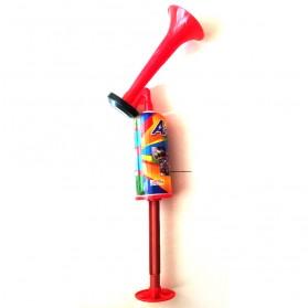 Terompet Pump Sepak Bola - Multi-Color - 4