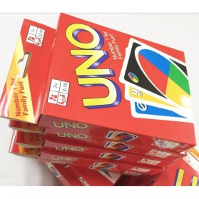 Uno Card Game 2 Pack Set - Multi-Color - 2