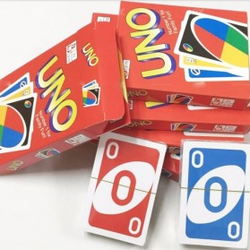 Uno Card Game 2 Pack Set - Multi-Color - 4