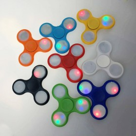 Tri Fidget Spinner LED - Multi-Color - 5