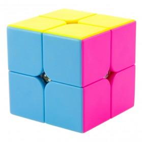 Rubik Cube 2 x 2 x 2 - Multi-Color