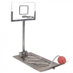 Mini Basketball Shooting Game - Silver