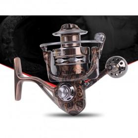 Debao Reel Pancing HM3000 12 Ball Bearing - Brown - 6