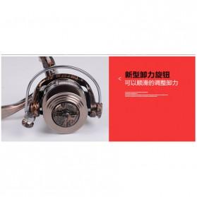 Debao Reel Pancing HM3000 12 Ball Bearing - Brown - 7