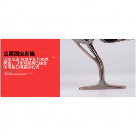Debao Reel Pancing HM3000 12 Ball Bearing - Brown - 10