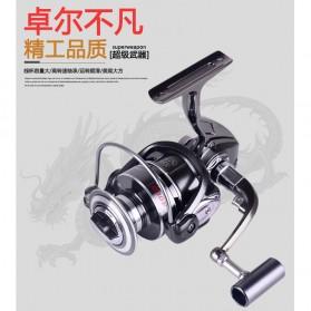 DEBAO Reel Pancing BM3000 12 Ball Bearing - Silver - 4