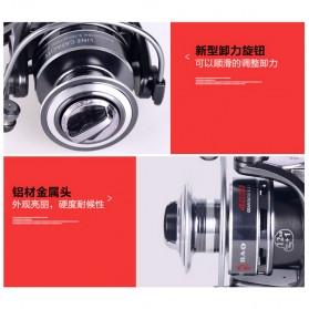 DEBAO Reel Pancing BM3000 12 Ball Bearing - Silver - 8