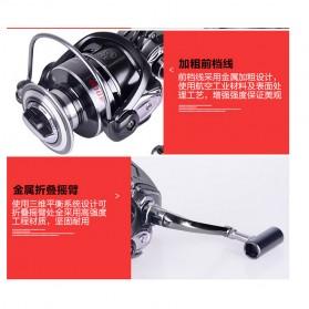 DEBAO Reel Pancing BM3000 12 Ball Bearing - Silver - 9