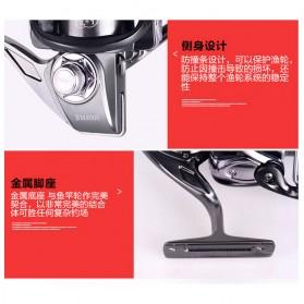 DEBAO Reel Pancing BM3000 12 Ball Bearing - Silver - 10