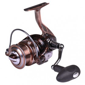 Reel Pancing RS4000 12 Ball Bearing - Brown