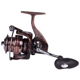 Reel Pancing RS4000 12 Ball Bearing - Brown - 2