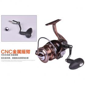 Reel Pancing RS4000 12 Ball Bearing - Brown - 8