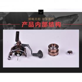 Reel Pancing RS4000 12 Ball Bearing - Brown - 9