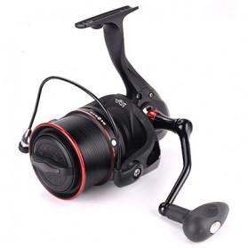 De Bao Reel Pancing TP8000 12 Ball Bearing - Black