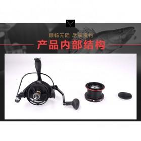 De Bao Reel Pancing TP8000 12 Ball Bearing - Black - 10