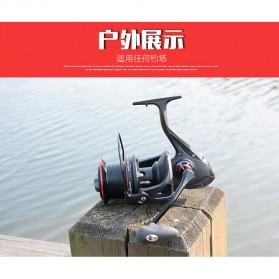 De Bao Reel Pancing TP8000 12 Ball Bearing - Black - 11