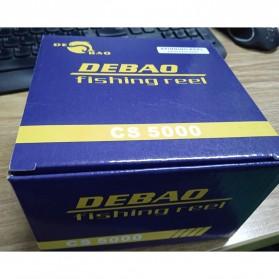 DEBAO Reel Pancing CS5000 8 Ball Bearing - Blue - 11