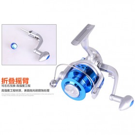 DEBAO Reel Pancing CS5000 8 Ball Bearing - Blue - 8