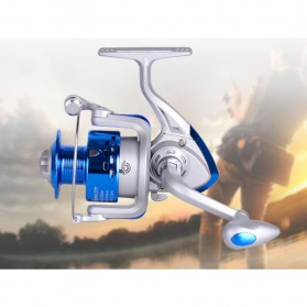 DEBAO Reel Pancing CS5000 8 Ball Bearing - Blue - 10