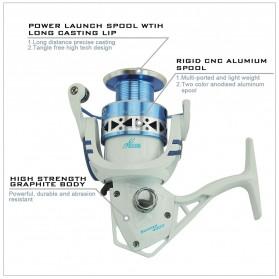 KastKing Reel Pancing Summer 3000 9 Ball Bearing - Blue - 9