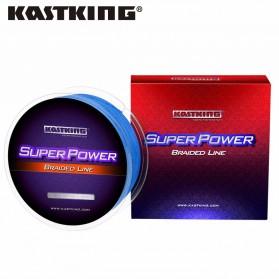 KastKing Senar Pancing PE Fiber 0.09mm 500 Meter - Blue