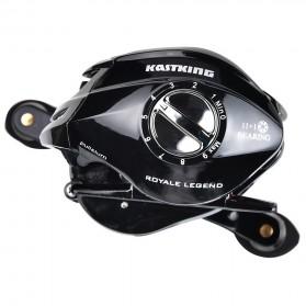 KastKing Reel Pancing Royale Legend 11 Ball Bearing - Black Gold - 4