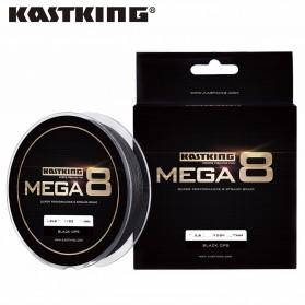 KastKing Senar Pancing Braided Wire 0.14mm 274 Meter - Black