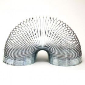 Metal Slinky Anti Stress - YT201808 - Silver