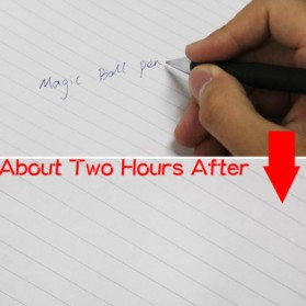 Magic Pen Slowly Fading - Black - 5