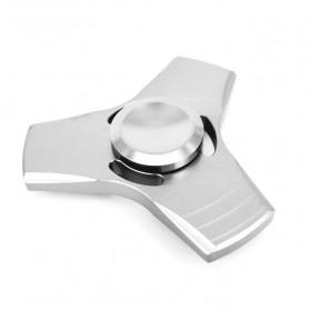 Metal Fidget Spinner - Silver