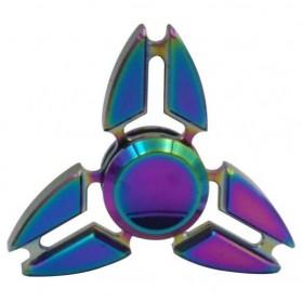 Sakura Metal Fidget Spinner - Multi-Color