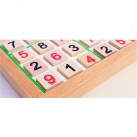 Papan Permainan Sudoku Kayu - 5