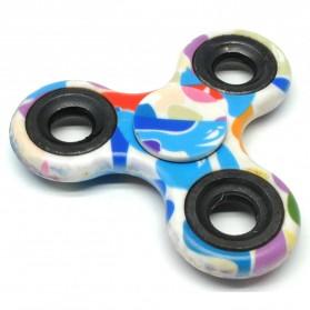 Tri Fidget Spinner - Pattern 5