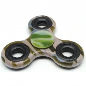 Tri Fidget Spinner - Pattern 8