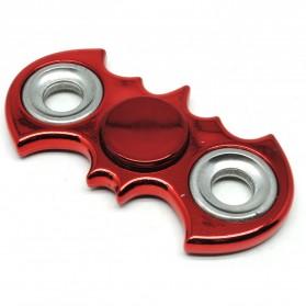 Batman Bar Fidget Spinner - Red