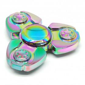 CKF Pepyakka 2.0 Metal Fidget Spinner - Multi-Color