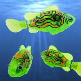 Mainan Ikan Elektrik Fish Tank 1 PCS - 8823-2 - Multi-Color - 4