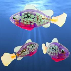 Mainan Ikan Elektrik Fish Tank 1 PCS - 8823-2 - Multi-Color - 5