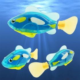 Mainan Ikan Elektrik Fish Tank 1 PCS - 8823-2 - Multi-Color - 6
