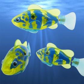 Mainan Ikan Elektrik Fish Tank 1 PCS - 8823-2 - Multi-Color - 9