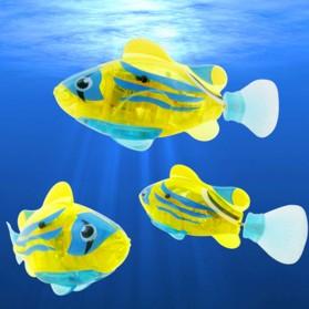 Mainan Ikan Elektrik Fish Tank 1 PCS - 8823-2 - Multi-Color - 10